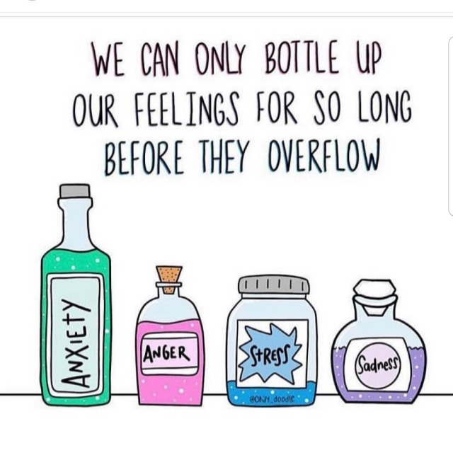 The problem with bottling things up – The World According to Nic